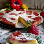Torta soffice con le fragole