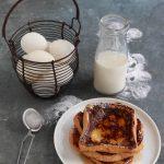 French Toast un classico della colazione americana