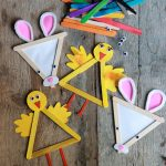 Lavoretti per bambini a tema Pasqua