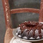 Tunnel of fudge cake, l'antica torta al cioccolato