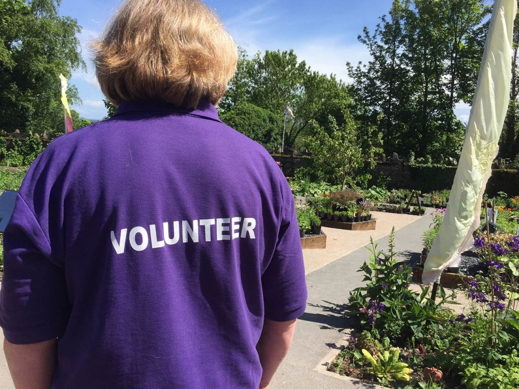 Ever thought of volunteering?