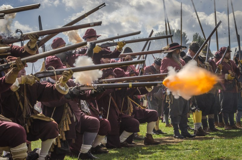 Special offer for families to enjoy Civil War Re-enactment