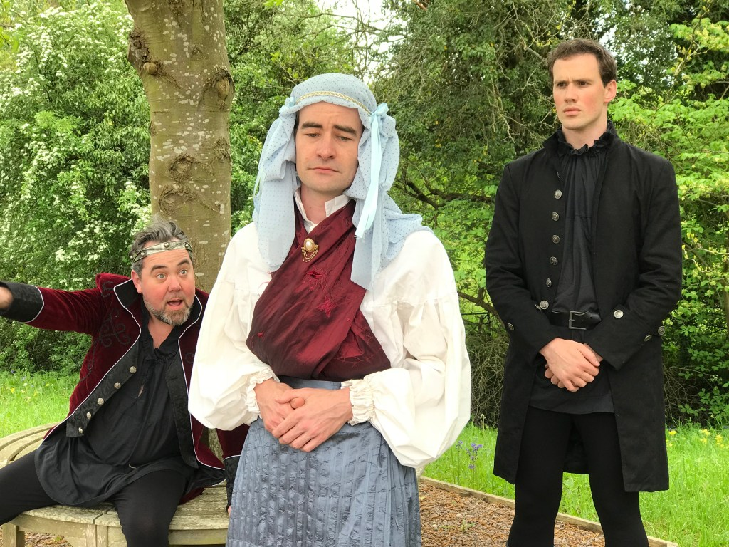 Picnic blankets at the ready as open-air Shakespeare returns to Ford Park