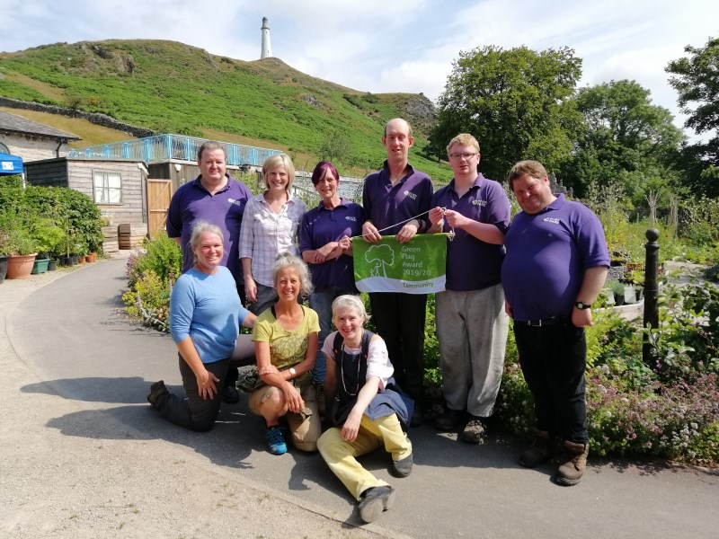 Ford Park recognised as one of UK's best green spaces for fifth year running