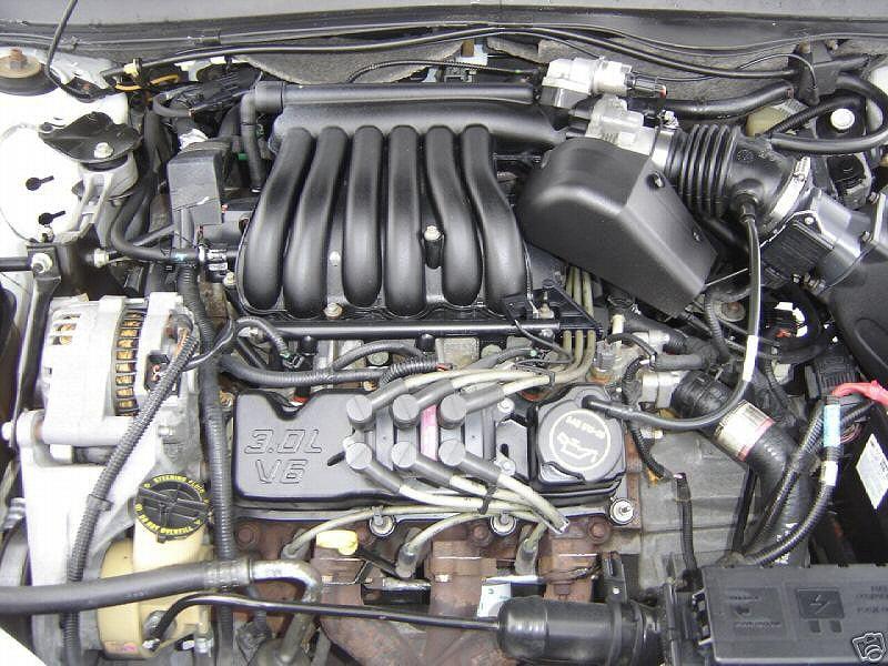 02 Ford Taurus Wiring Diagram