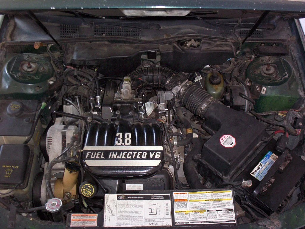 hight resolution of picture of engine engines taurus sable encyclopedia picture of engine 1989 ford taurus sho engine diagram