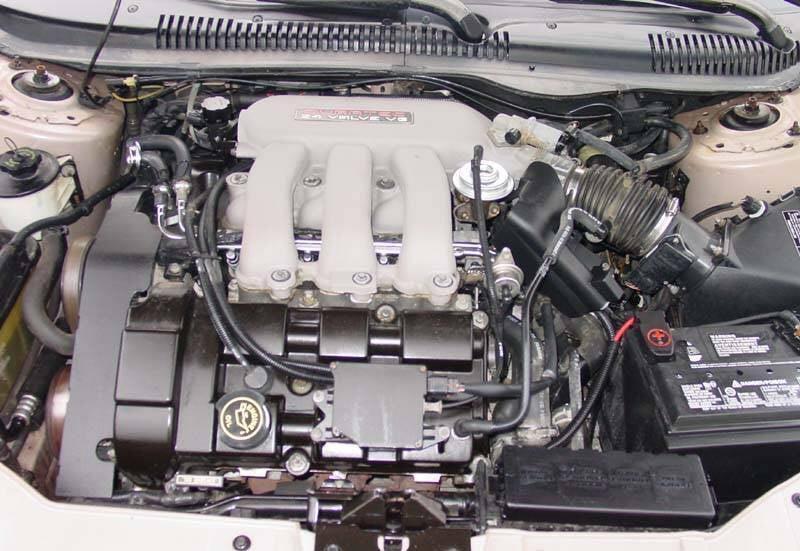99 Ford Taurus Engine Diagram