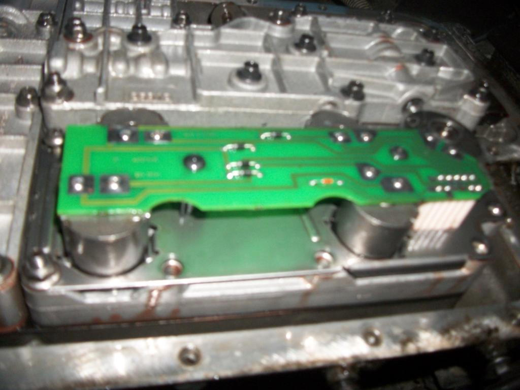 hight resolution of this is the main line of communication between the trans controller and your transmission these pins can t be over clean take your time and make them shine