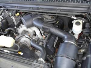 Volant CAI kit on a 2001 F250 V10  FordTrucks