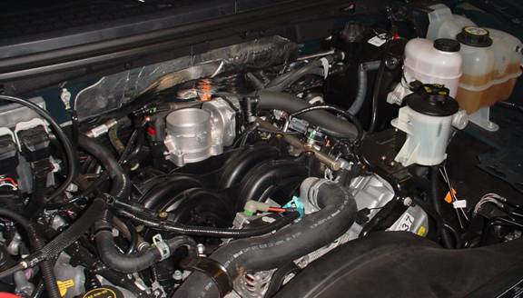 F150 I Need A Diagram Of The Engine Compartment Of A 94 Ford