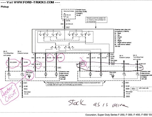 [DIAGRAM] 99 F350 Wiring Diagram FULL Version HD Quality