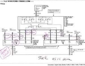 2003 Ford f350 wiring diagram
