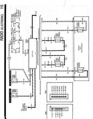 1989 Ford F150 4x4-schematics