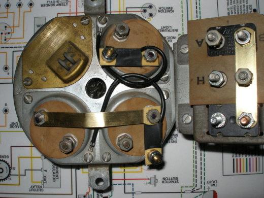 6 Volt Tachometer Wiring Diagram