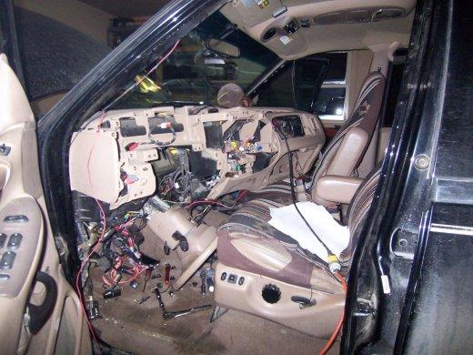Under Dash Fuse Box Diagram 1997 Ford F 150 1999 Ford Expedition 4x4 Radar
