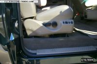 How to slide 2nd row captains chairs? - Ford Truck ...