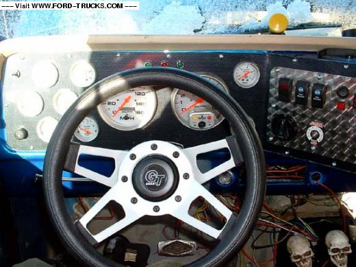 1950 Ford Cluster Wiring Ford Truck Enthusiasts Forums