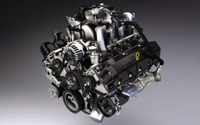 Excursion V8 Engine Diagram Ford Rolls Final 4 6 Liter V8