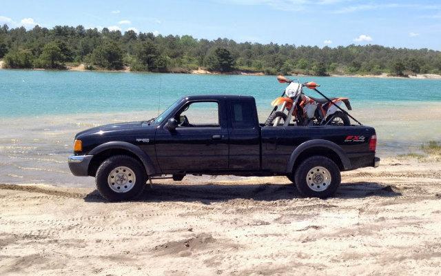 2002 Ford Ranger Edge 4.0L Fx4 Build