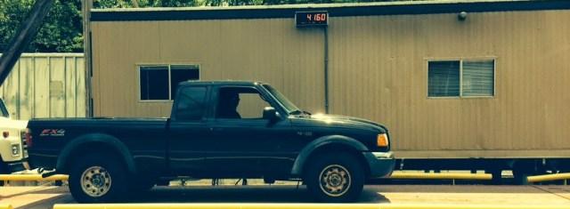 Truck Weight Gas