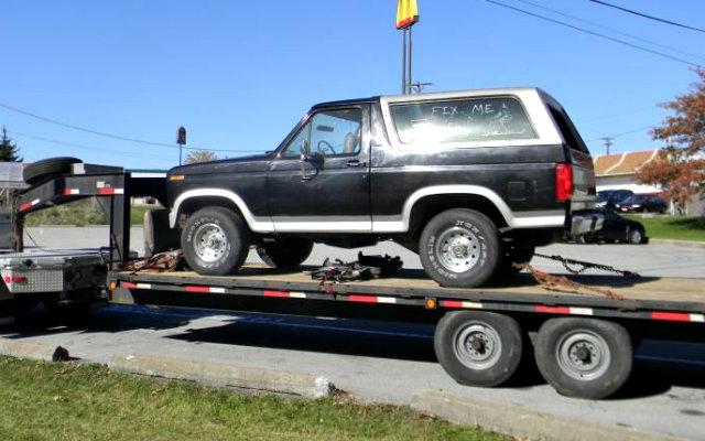 1985 Bronco Build