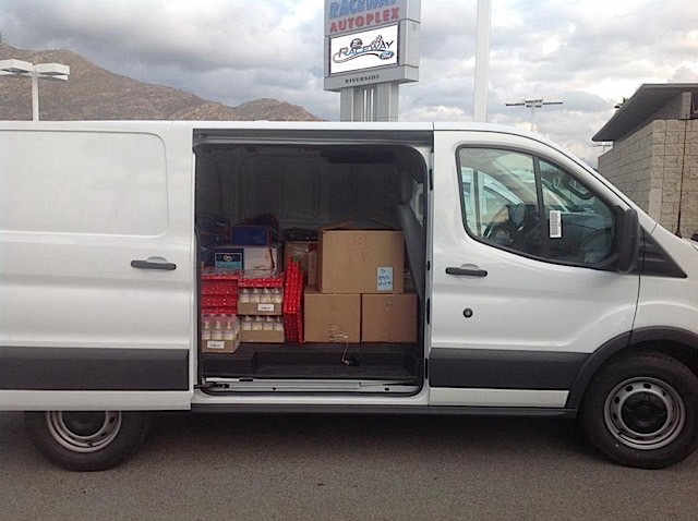 Ford Transit Holiday