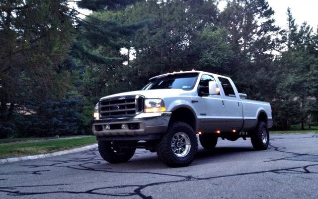 2003 F-350 KR 4X4 6.0L Diesel