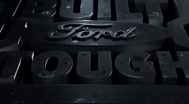 Built Ford Tough Teaser