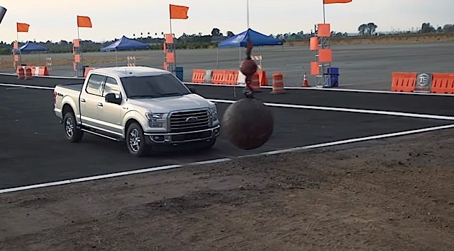 Ford F-150 Tough Science