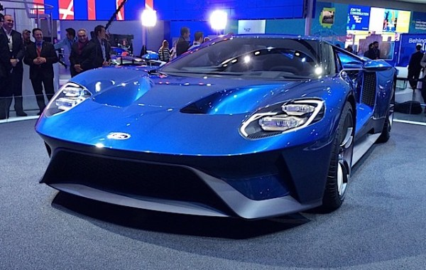 Ford GT with EcoBoost
