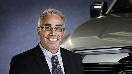 Pete Reyes, Chief Engineer F-150