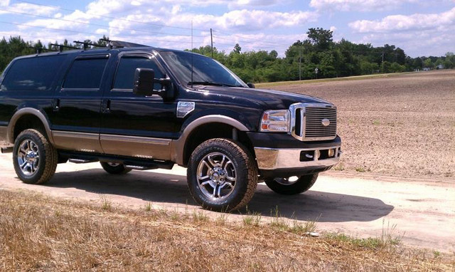 Should Ford Bring Back The Excursion Ford Trucks Com