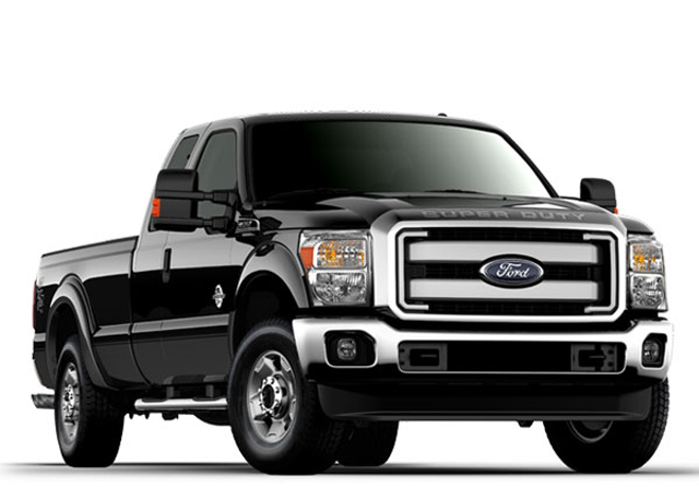 Ford Employees Joyride In Tennessee Truckers F  Weeks Ford Trucks Com
