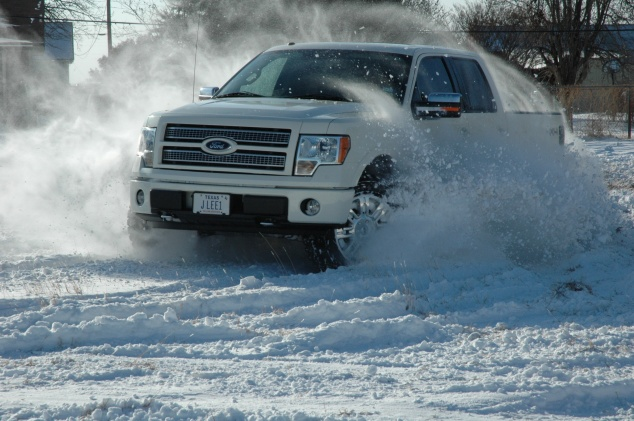 Winter Wonderland F-150