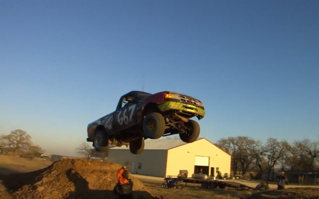 FTE Hump Day Jump Lifted Ranger