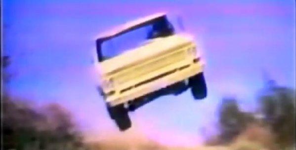 Majestyk truck still