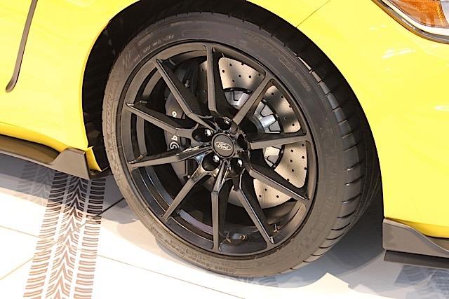 2015 Mustang GT350