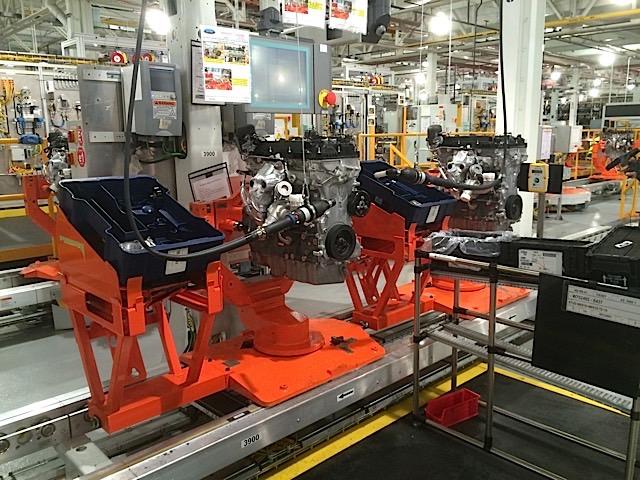 Cleveland Engine Tester