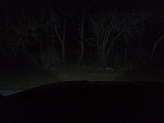 LED Spotlight Mirrors 3