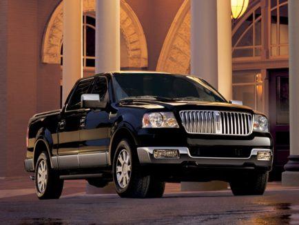 Lincoln MK LT