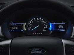 New Ford Ranger 8_TFT cluster
