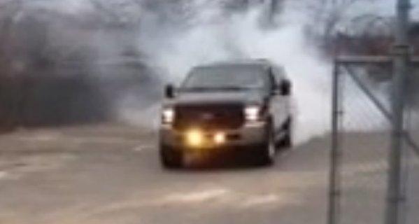 diesel excursion burnout