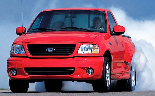 2001 Ford SVT F-150 Lightning