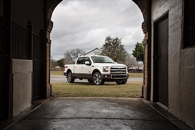 2015 Ford King Ranch F-150