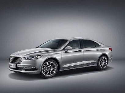 New Ford Taurus