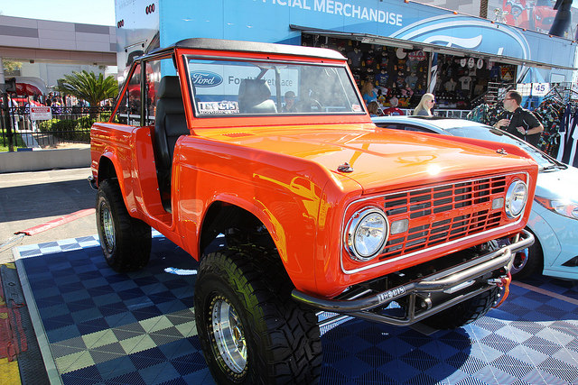 1966 bronco sema best in show