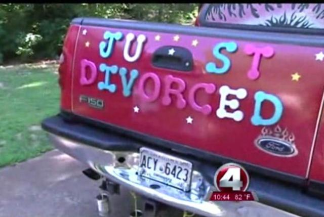 Just Divorced Ford F-150