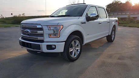2015 Ford F-150 Platinum Review - 2015-07-01 20.06.04