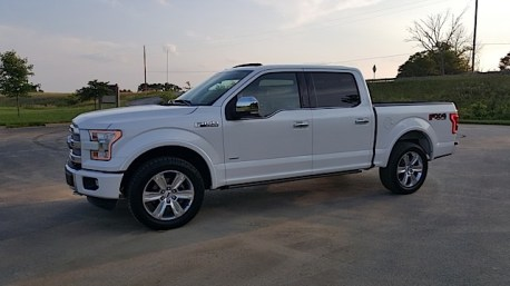 2015 Ford F-150 Platinum Review - 2015-07-01 20.06.12
