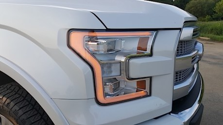 2015 Ford F-150 Platinum Review - 2015-07-01 20.07.27